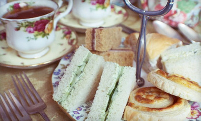 Two A Tea - Glendora: Queen's Tea for Two or Four at Two A Tea in Glendora (Up to 52% Off)