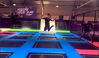 One-Hour Trampoline Park Access for Up to Four at Xtreme 360 (25% Off)