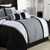 Chic Home Boltonia Oversized and Overfilled Comforter Set (8-Piece)