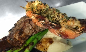 $50 or $100 for Seafood and Steaks at Reels at Pier 281