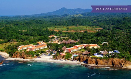 ✈ 3- or 5-Night Grand Palladium Vallarta Resort & Spa Stay with Airfare. Price per Person Based on Double Occupancy.