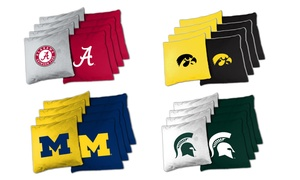 NCAA XL Bean Bag Set for Cornhole (8-Piece) at NCAA XL Bean Bag Set for Cornhole (8-Piece), plus 9.0% Cash Back from Ebates.