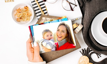 "50, 100, 200, 300, or 500 6""x4"" Photo Prints from Printerpix (Up to 61% Off)"