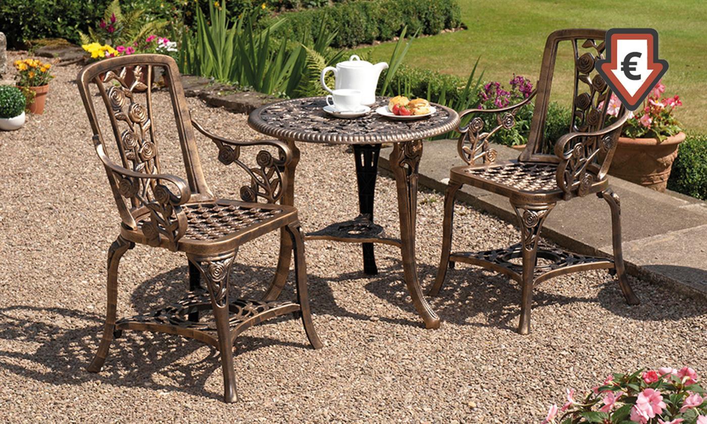 bistro furniture set