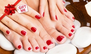 Royal Day Spa: $19 for a Gel Manicure, $29 for a Spa Pedicure, or $47 for Both at Royal Day Spa, CBD (Up to $115 Value)