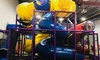 Up to 58% Off Indoor Play Attractions at Leap N Laugh