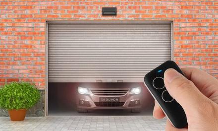 1 ou 2 télécommandes universelles pour portes de garage