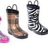 Forever Young Kids' Pull-On Rain Boots