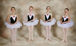 Dance Class II: Two Dance Classes from Miss Autumn's Dance Class (75% Off)
