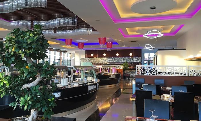 Formule du soir buffet à volonté pour 1 à 6 personnes dès 13,90 € au restaurant La Mandarine