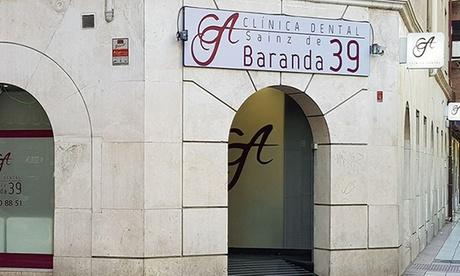 Limpieza bucal con opción a curetaje de 2 o 4 cuadrantes desde 12,90 € en Arija Dental Madrid