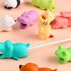 iPhone and Android Animal Biters Cable Protectors (2- or 4-Pack)