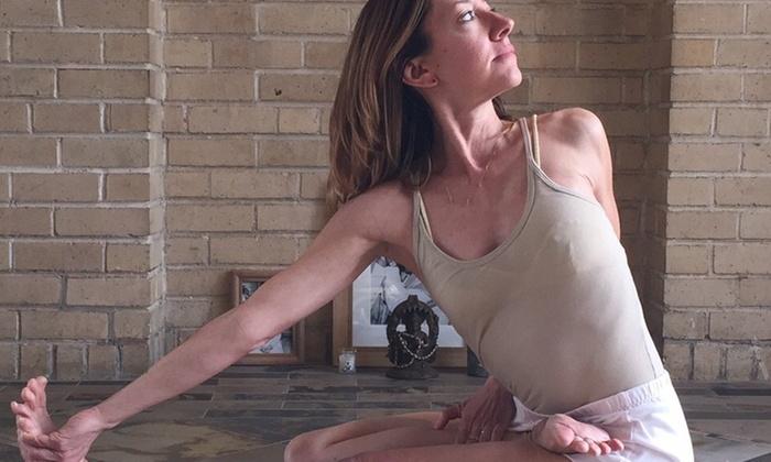 Iyengar Yoga Center of the Lehigh Valley - Multiple Locations: Five Yoga Classes at Iyengar Yoga Center Of The Lehigh Valley (50% Off)