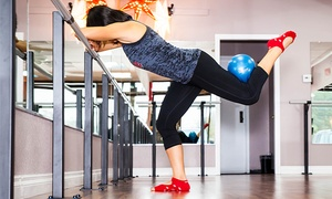 Move Fitness and Dance: 10 Move Fitness Classes or 5 or 10 Bootybarre Classes at Move Fitness and Dance (Up to 59% Off)