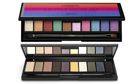 1 o 2 palette L'Oreal Color Riche Smoky o Glam