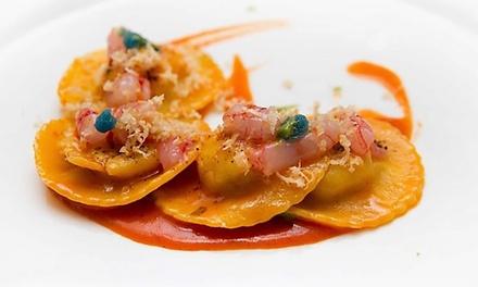 ⏰ Frittura di pesce, dolce e vino a 39,99€euro