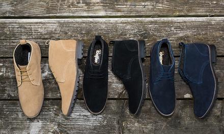 Redfoot Men's Desert Boots