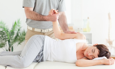$34 for a Chiropractic Consultation, Exam, and Two Weeks of Unlimited Adjustments at 20/20 Chiropractic ($340 Value)
