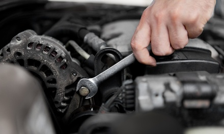 Auto Repairs at Auto Europa (Up to 41% Off). Two Options Available.