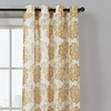 Printed Sheer Window Panel