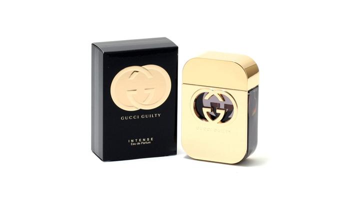 6113e9df8e Up To 45% Off on Gucci Eau de Parfum for Women | Groupon Goods
