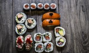 Restauracja Sushi Pataya: Zestawy Sushi Premium od 69,99 zł w Restauracji Sushi Pataya w Katowicach (do -38%)