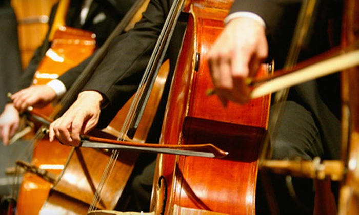 """A Musical Summer Solstice presented by Symphony on the Bay - Burlington: $17 for Symphony on the Bay's """"A Musical Summer Solstice"""" in Burlington on June 24 (Up to $35 Value)"""