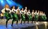 """Danceperados of Ireland"" au Casino de Paris"