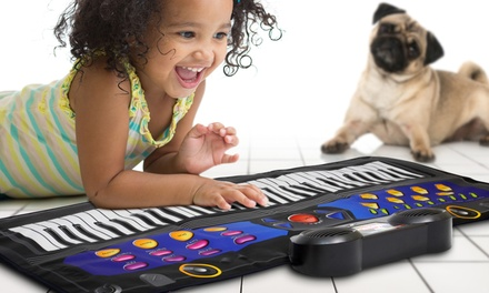 Children's Electronic Keyboard Playmat for £13.99
