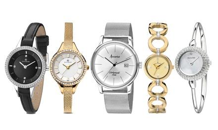 Horloges van Accurist voor heren en dames
