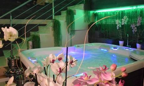Circuito de spa privado para 2 personas con jacuzzi, sauna y botella de cava en Spa Privado