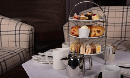 Traditional or Sparkling Afternoon Tea for Two or Four at The Lovat Hotel