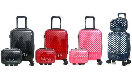 Lollipops Two-Piece Luggage Set