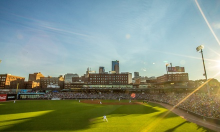 St. Paul Saints Minor-League Baseball Game on September 3 at 11:05 a.m.
