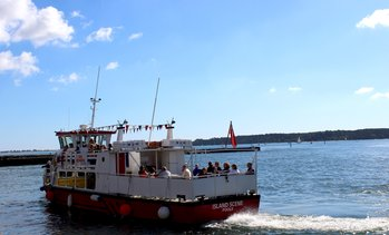 Poole Harbour and Islands Cruise
