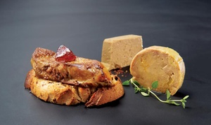 La Maison du Magret: 4-Course Dinner for Two or Four at La Maison du Magret Restaurant (Up to 47% Off)