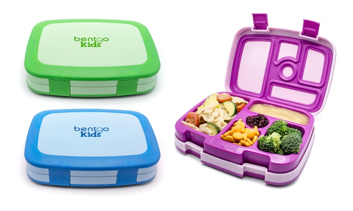 bentgo kids leakproof lunch box groupon goods. Black Bedroom Furniture Sets. Home Design Ideas