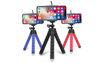 Mini Flexible Phone Tripod