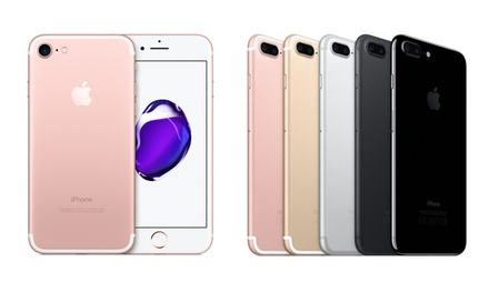 Refurbished Unlocked Apple iPhone 7 in Choice of Capacity and Colour With Free Delivery