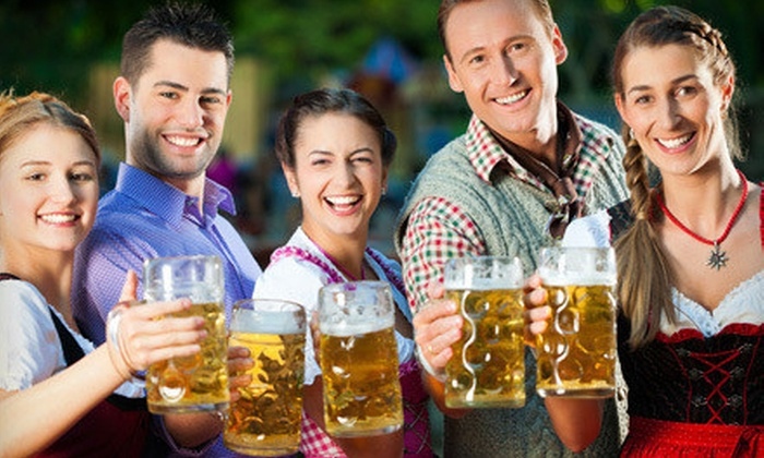 Houston Oktoberfest - Greenway - Upper Kirby: Houston Oktoberfest for Two or Four on Saturday, October 20, at 1 p.m. (Up to 56% Off)