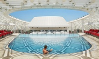 Breakfast Buffet, Fresh Juices and Pool Pass for Up to Six Adults or a Child at 5* Yas Viceroy Hotel (Up to 76% Off)