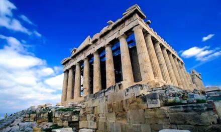 Słoneczna Grecja – przedłużenie lata: 6 dni
