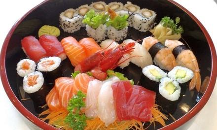 ⏰ Box d'asporto dumpling o sushi