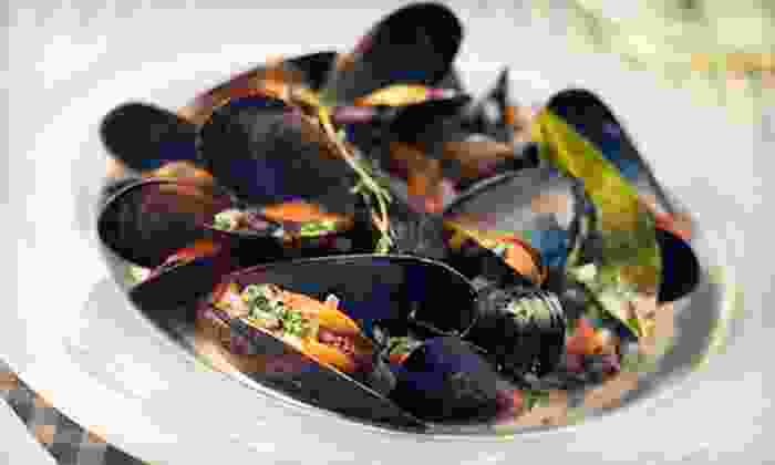 Casanova Italian Restaurant - Lexington-Fayette: Dinner for Two or Italian Food for Four or More at Casanova Italian Restaurant (Up to 53% Off)