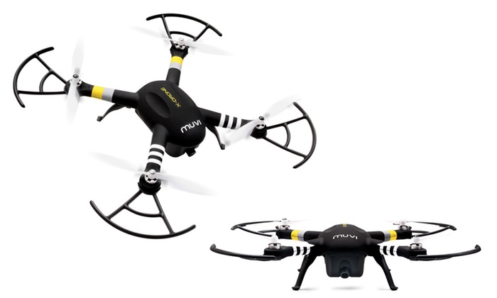 Veho Muvi X-Drone Quadcopter with Built-in Camera | Groupon