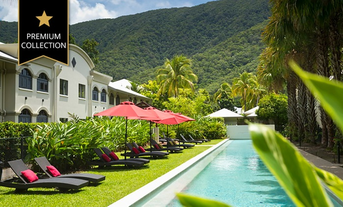 Palm Cove: From $349 for a Queensland Resort Stay with Wine and Late Checkout at Mango Lagoon Resort & Wellness Spa