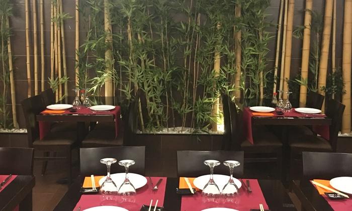 Marvelous Buffet Libre Japones A La Carta Fusion Restaurant Japones Interior Design Ideas Clesiryabchikinfo
