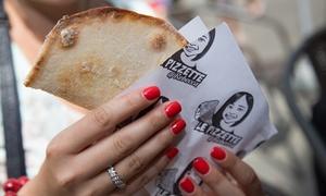 Le Pizzette di Rebecca: Oryginalna włoska pizzetta margherita dla 2 osób za 12,99 zł i więcej opcji w Le Pizzette di Rebecca (do -38%)