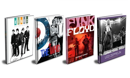 Worlds Greatest Bands Books