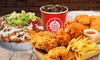 Up to 52% Off Fried Chicken at Castle Chicken